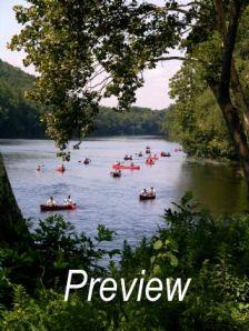 BASD teachers go down the river