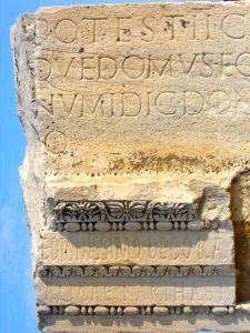 Tablet at Carthage