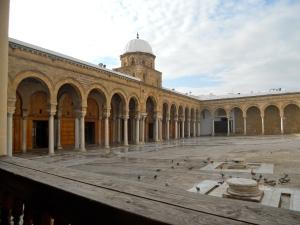Mosque, Tunis