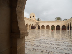 Mosque in Sousse