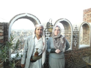 In Sana'a with Mohammed